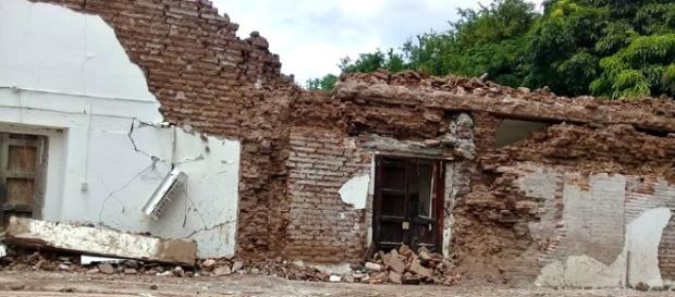 Imágenes de la situación en Oaxaca por Nanaxhi García.