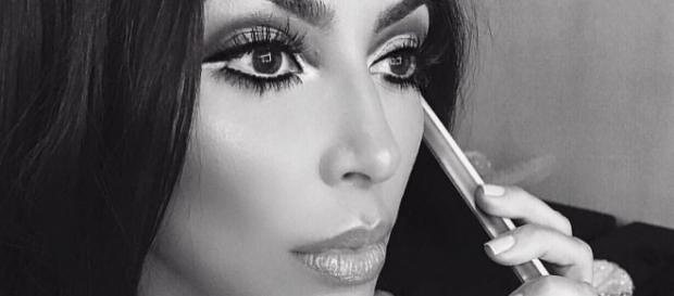 Kim Kardashian. (Image via Instagram/Kim Kardashian)