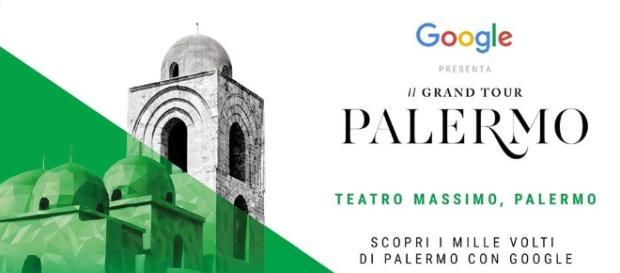 Locandina dell'evento Google di Palermo