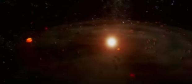 New research reveals the planet-stars system which could sustain life [Image via YouTube/ HD Documentaries]