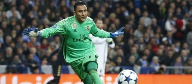 Real Madrid: El creciente hartazgo de Keylor Navas con la matraca ... - elconfidencial.com