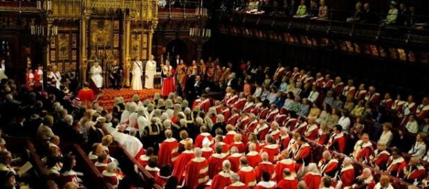 They served us well, let's bring the hereditary peers back. Image credit: thesun.co.uk