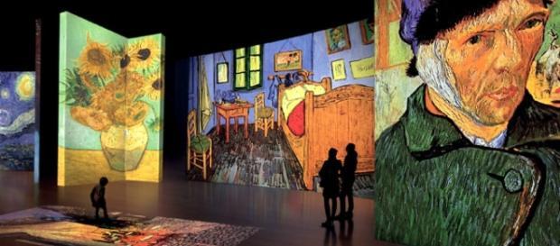 Van Gogh Multimedia Experience 2017 Taormina - Taormina - (foto - taorminahotelassociation.com)