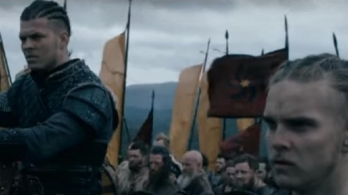 Vikings' Season 5 Spoilers: Ivar unites with Hvitserk against