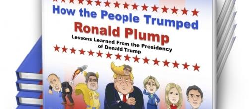 A Kickstarter campaign is being launched to promote the book. / Photo via Brian Krassenstein, used with permission.