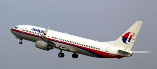 An Air Malaysia plane similar to MH-370 which disappeared three years ago.[image credits;byeangel/Wikimedia Commons]
