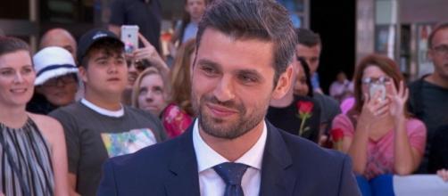 Bachelorette' runner-up Peter Kraus from screenshot