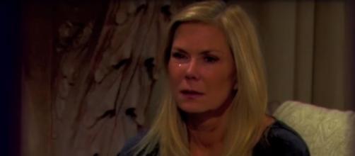Brooke may reconsider divorcing Bill. Screenshot Image by Lisa Rado. Youtube.com