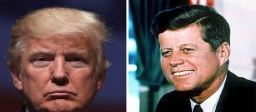 Donald Trump, JFK, via Twitter