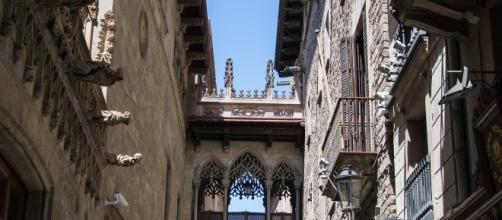 El misterio del Puente del Bisbe en Barcelona