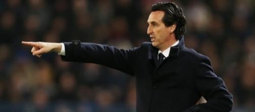 Emery pas certain de continuer au PSG en 2018-2019