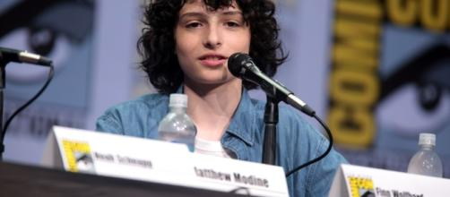 Finn Wolfhard at Comic Con. [Image Credit: Gage Skidmore/ Flickr]