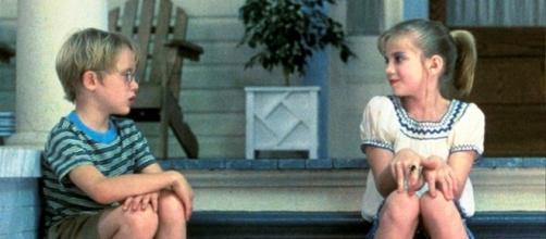 Foto Divulgação - Cena do filme Meu Primeiro Amor lançado no início dos anos 90