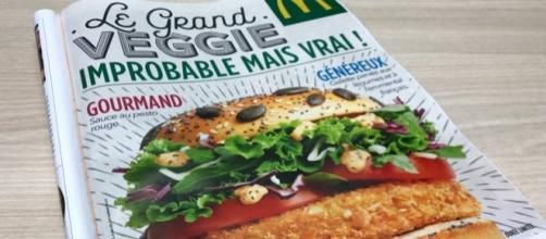 Grand Veggie : le burger végétarien de McDo est beaucoup plus ... - capital.fr