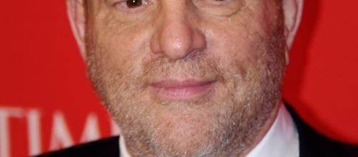 Il produttore americano Weinstein.
