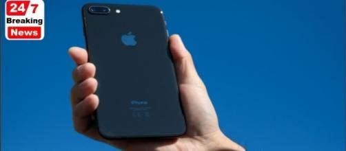 iPhone 8, Apple's latest product release, sees production cut in half   Image Credit: Breaking News 24/7   YouTube