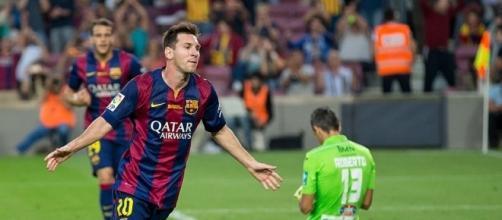 Leo Messi (Photo Credit: LaLiga/Wikimedia Commons)