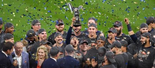 Los Astros se coronaron con su segundo banderín en la MLB, primero en la AL. El Heraldo de México.com.
