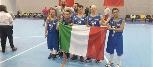 Oro europeo per la nazionale italiana degli atleti con sindrome di Down