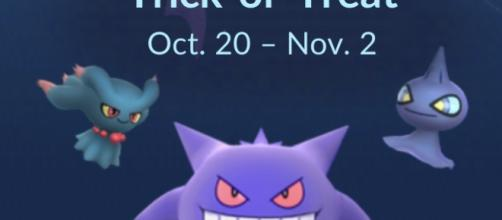 """Pokemon Go"" Halloween event will include a shiny variant of Sableye/ photo by Ryan Joseph"