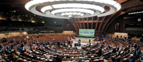 Sesion de la Asamblea Parlamentaria del Consejo de Europa