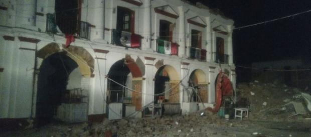 Declaran emergencia para 41 municipios de Oaxaca por sismo ... - televisa.com