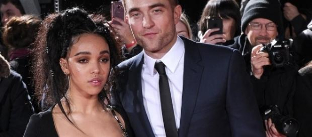 FKA Twigs, Robert Pattinson - Image Credit: Splash TV/YouTube