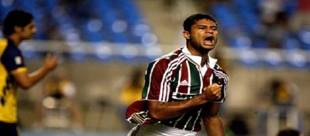 Gum pode ficar no banco diante da Chapecoense (Foto: Globoesporte)