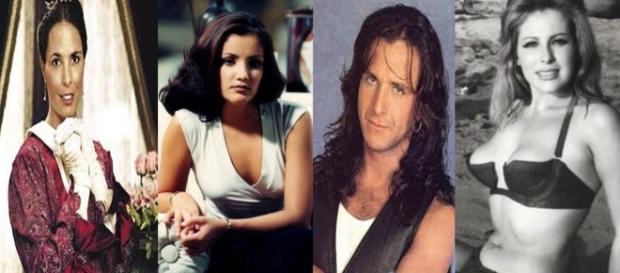 Estes atores mexicanos deixaram um grande legado para o mundo das telenovelas - Fotos: Televisa