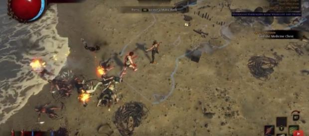 The update for the Xbox One version of 'Path of Exile' is now available. Photo credit Tyvan TV/YouTube