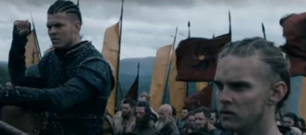 'Vikings' Season 5 spoilers: Ivar unites with Hvitserk against Lagertha and Ubbe -- [Image Credit: History/YouTube]