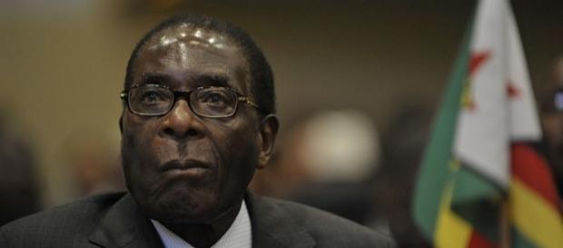 "Zimbabwean president Robert Mugabe named WHO ""goodwill ambassador"" [Image credit: U.S. Navy/Wikimedia/CC0]"