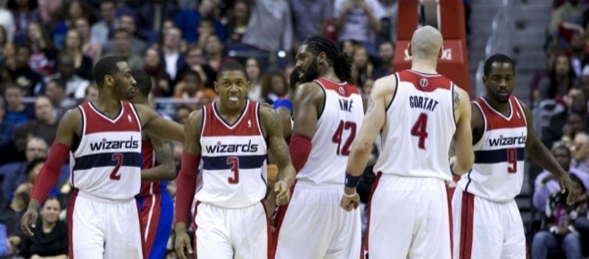 93dd715b9a5a NBA recap  The Washington Wizards defeat the Detroit Pistons