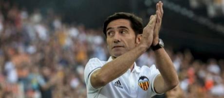 Marcelino has turned Valencia around, with five wins in five games - El Mundo