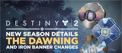'Destiny 2': The Dawning is bringing Snowball fights, Ice Hockey, and more.[Image Credit: MisterBro/YouTube]