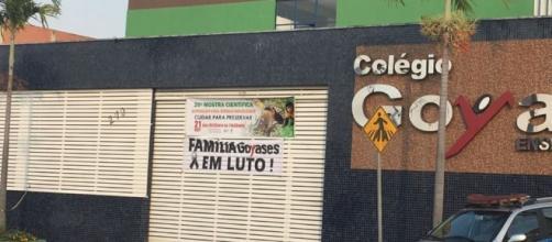 A tragédia que ocorreu em um colégio particular de Goiás continua chamando atenção em todo o Brasil