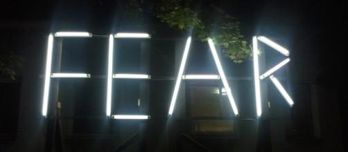Fear sign / dryhead via Flickr