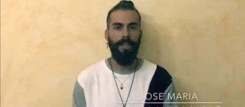 GH Revolution: José María tras su expulsión .