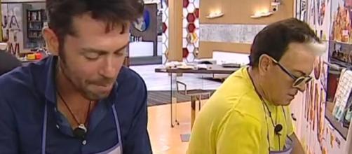 Il Grande Fratello Vip 2 spaventa Cristiano Malgioglio e Raffaello Tonon