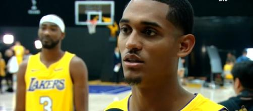 Jordan Clarkson is putting up Sixth Man of the Year numbers through the first two games – [image credit: CaCHooKaManTV/Youtube]