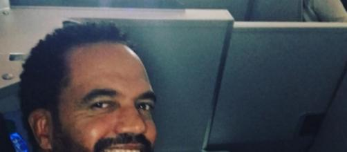 Kristoff St. John from his Instagram page