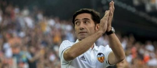 Marcelino has turned Valencia around, with five wins in five games - El Mundo