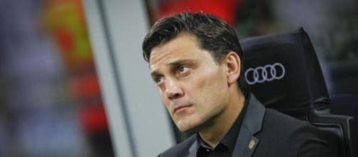 Montella: il suo Milan non va oltre il pareggio con il Genoa - eurosport.com