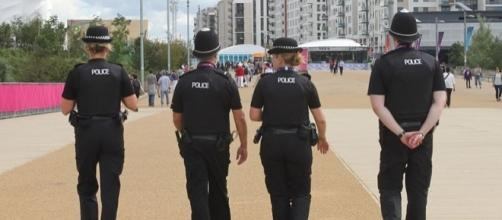 Police in London (Image credit: Alistair Ross/Wikimedia Commons)