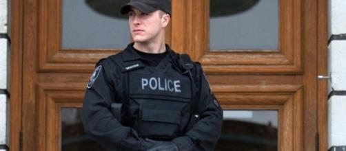 Police / SCUBACOPPER via Flickr