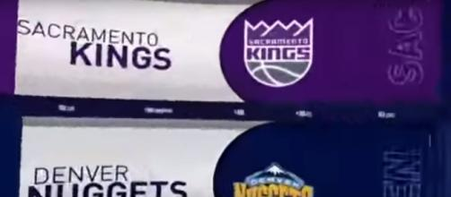 Sacramento Kings loss to Denver Nuggets on Saturday's game [Image Credit: AllStar Channel/YouTube]