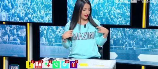 Sonia Carneiro est brillante sur SFR SPORT 1