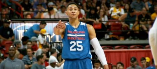 The 76ers' Ben Simmons continues to impress in his rookie season -- NBA via YouTube