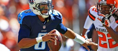 The Tennessee Titans win in OT against the winless Browns - clarksvilleonline.com