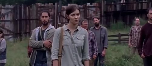 'The Walking Dead' Season 8 spoilers: Maggie finally takes Hilltop leadership? -- [Image Credit: AMC/YouTube]